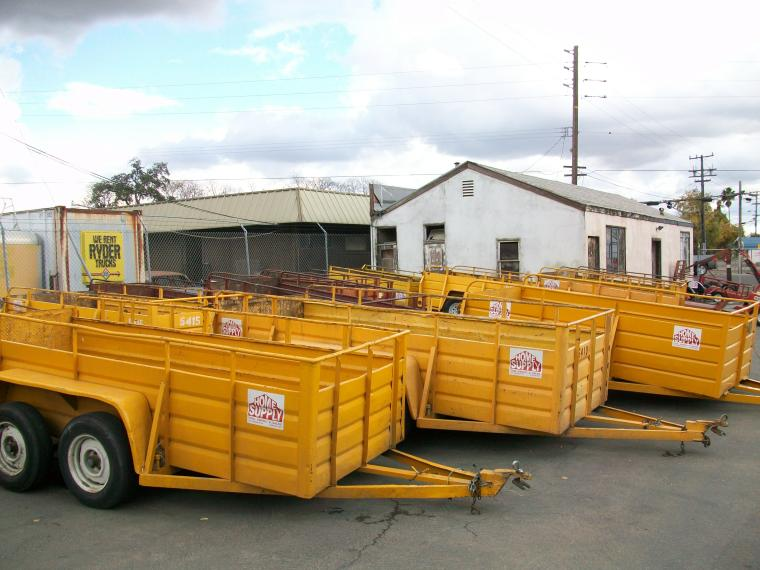 Home Supply Tool Rental Stockton Ca Trailer Rental